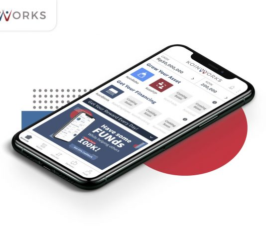 koinworks super financial app