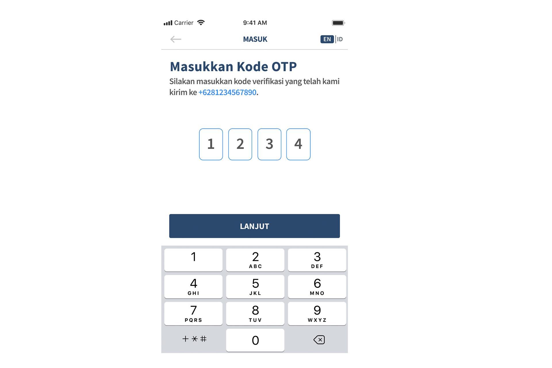 koinworks - OTP