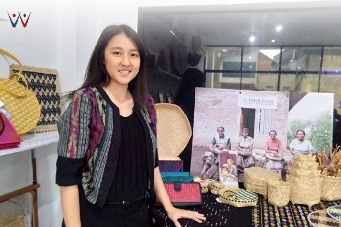 pengusaha sukses di Indonesia - Du'Anyam - Azalea Ayuningtyas