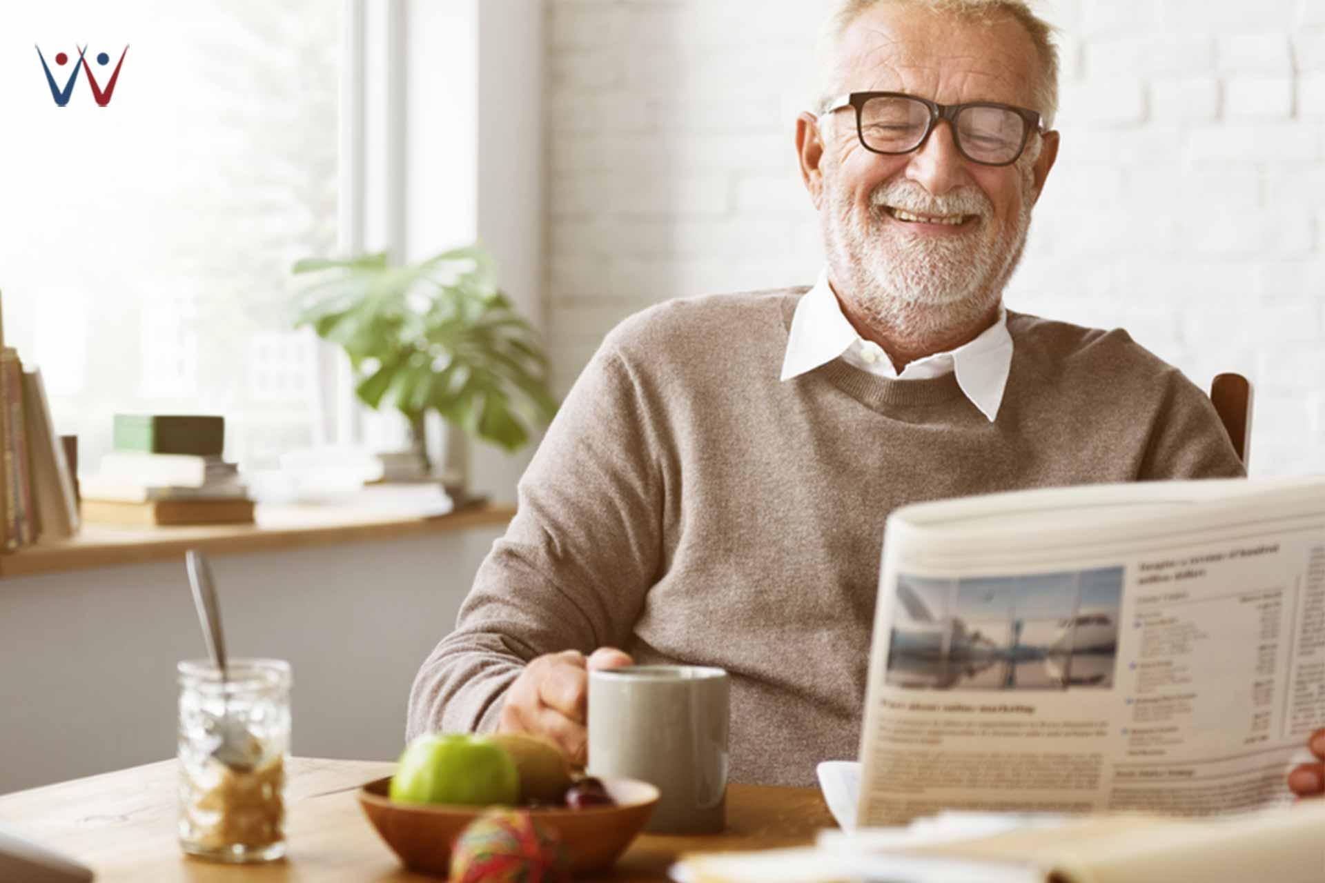 gaya hidup pensiun