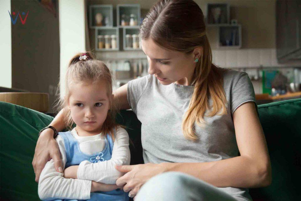 percakapan dengan anak