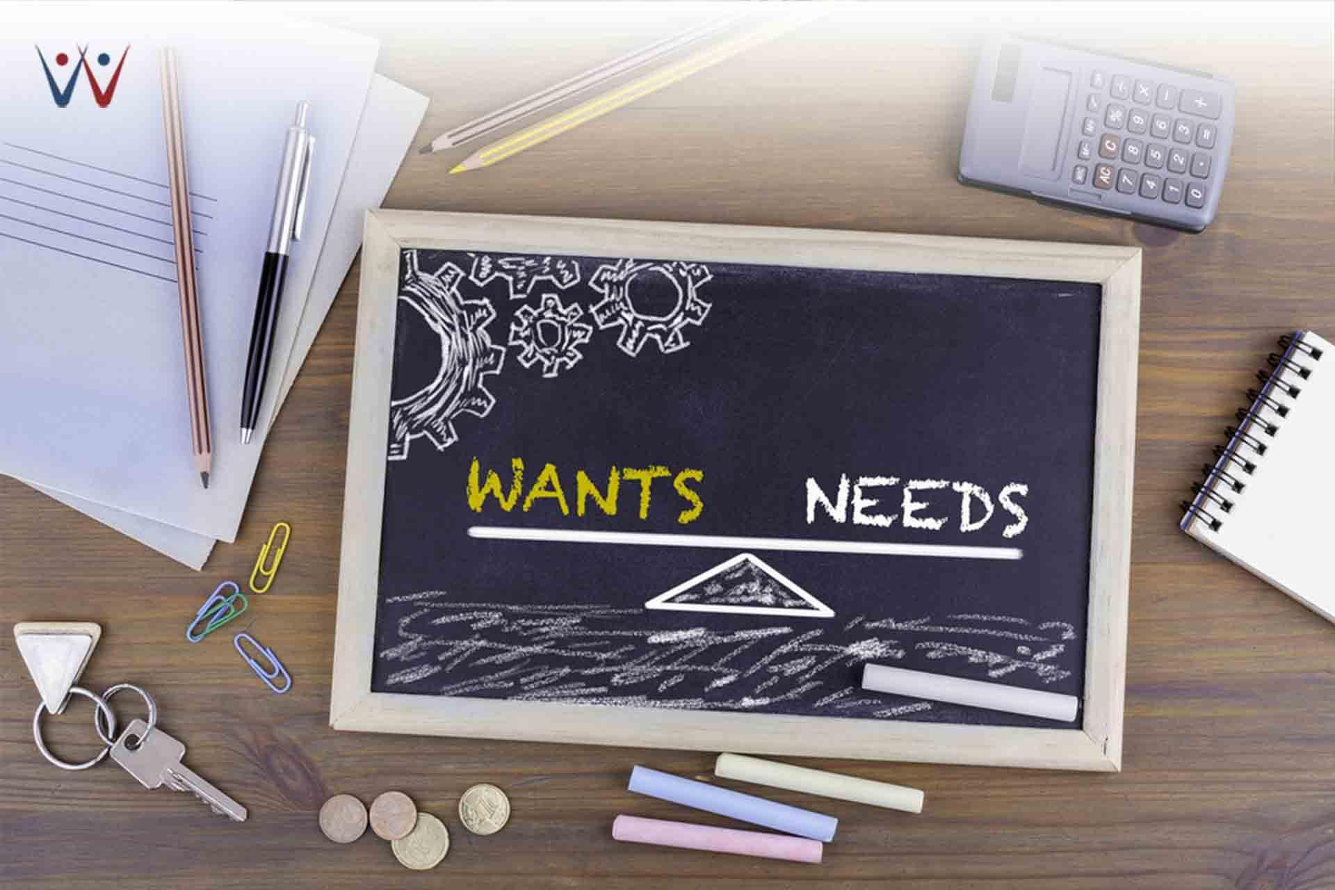 Atur Prioritas Antara Kebutuhan dan Keinginan