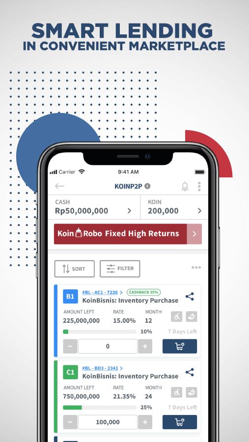 koinworks super financial app – 4
