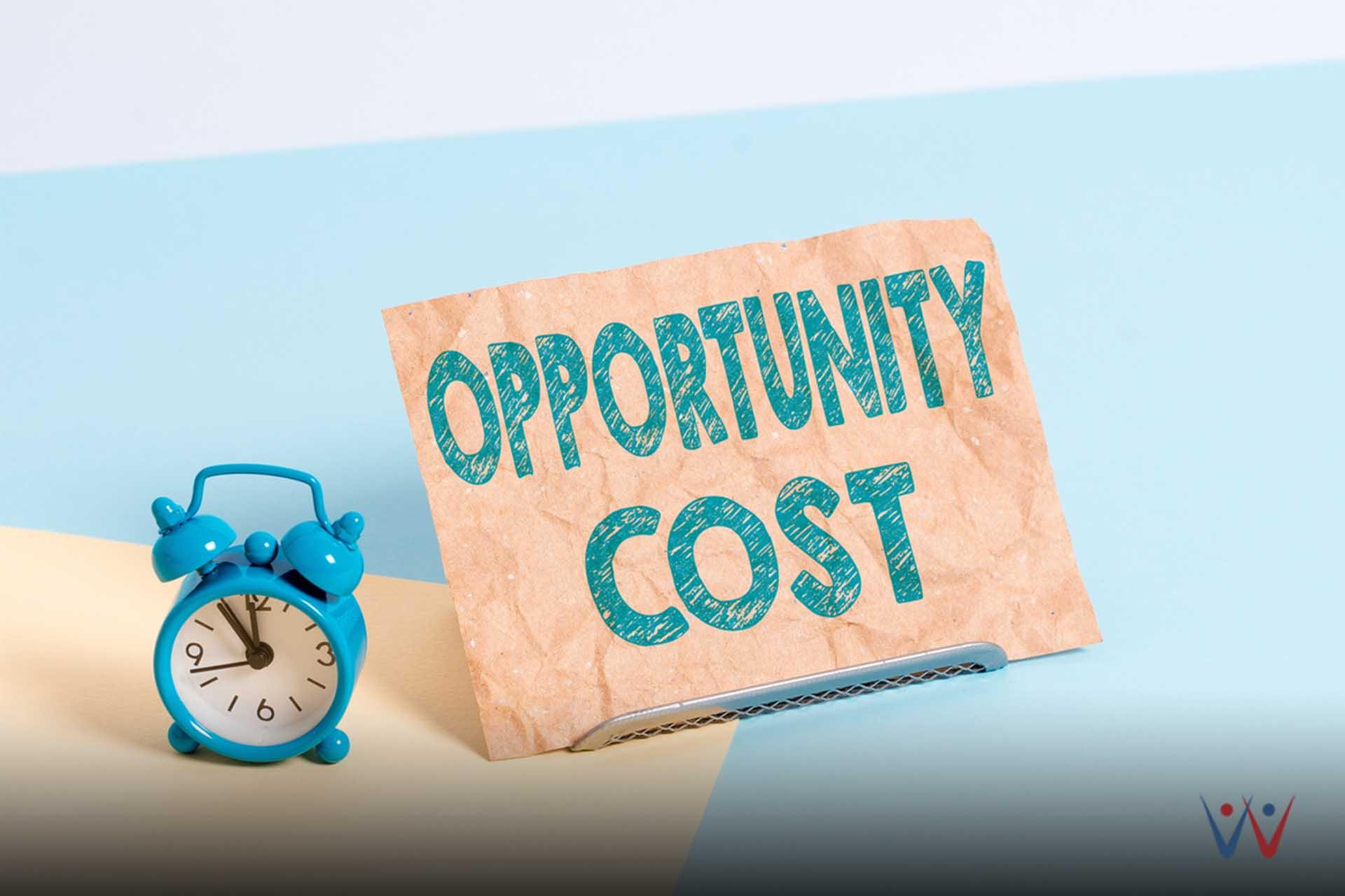opportunity cost adalah - biaya peluang