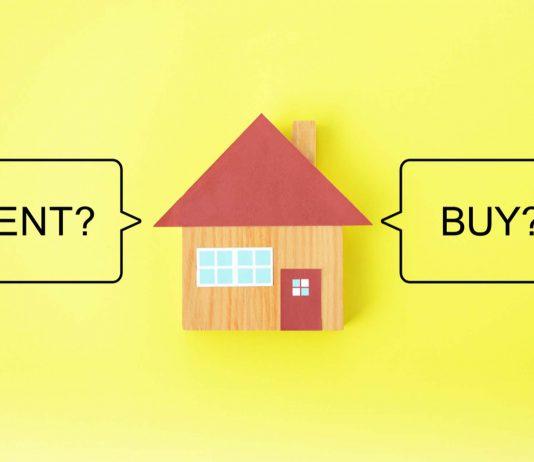 sewa rumah beli rumah - nasihat keuangan