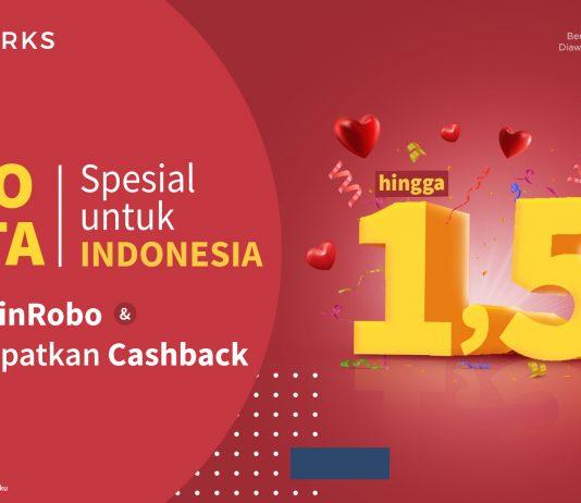 [PROMO] Kado Cinta, Spesial untuk Kamu dan Indonesia. Danai KoinRobo Sekarang!