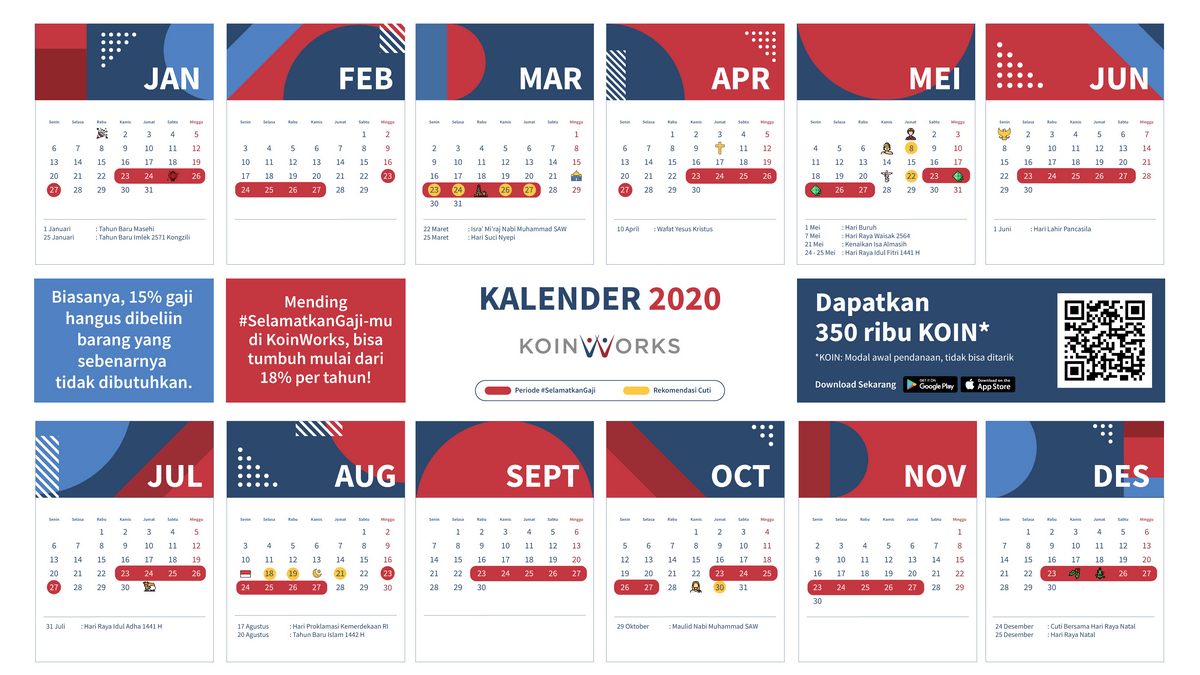 download kalender 2020 gratis - 1