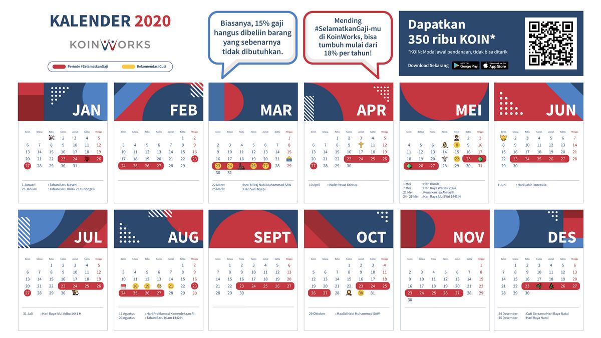 download kalender 2020 gratis - 2