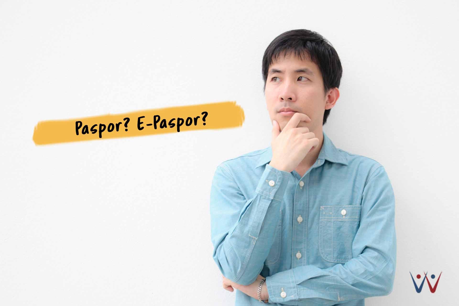 daftar paspor online - perpanjang paspor online - antrian paspor online
