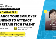 HR in Digital Era: Enhance Your Employer Branding to Attract & Retain Tech Talent