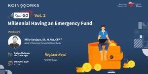 [Event Recap] KoinGO Vol. 2: Millennial Having an Emergency Fund