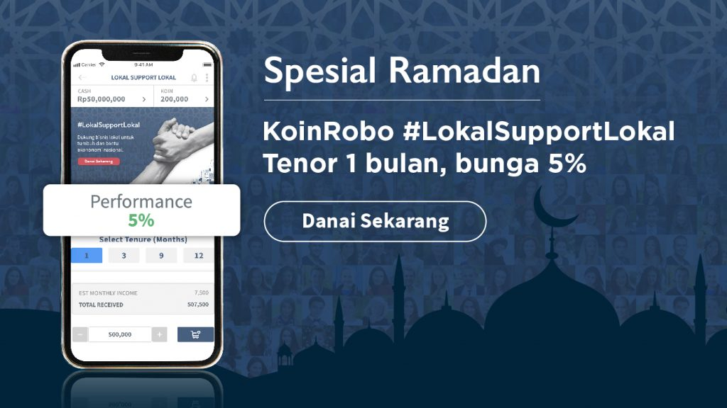 koinrobo promo spesial ramadan