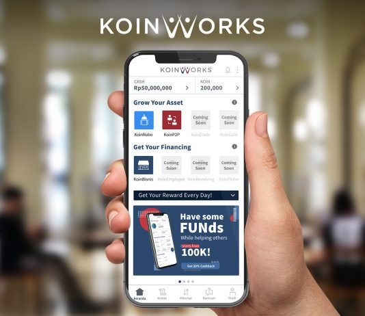 KoinWorks-Lendable Press Release