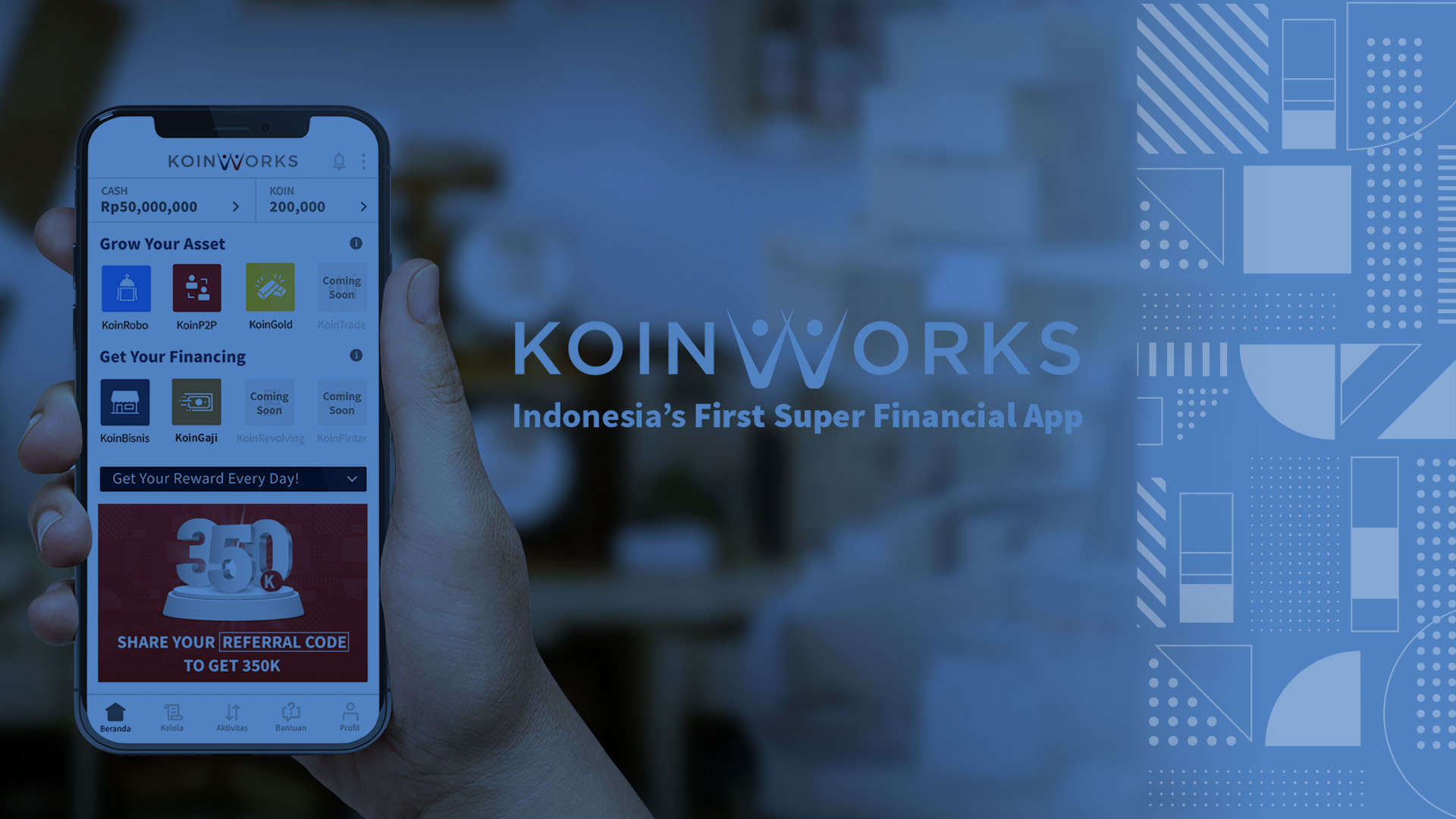 Super Financial App