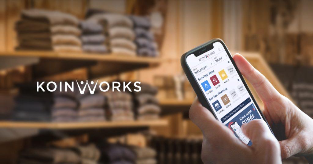 KoinWorks UKM